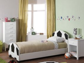 Pallone Single Bed