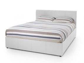 Serene Tuscany White Small Double Bed