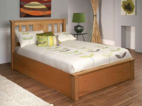 Terran King Size Bed