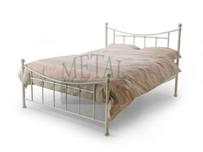 Bristol Ivory Small Double Bed