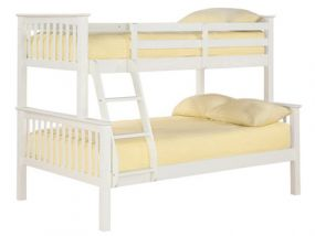 Otto White Triple Sleeper