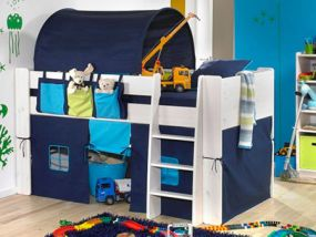 Steens For Kids Blue Midsleeper Package