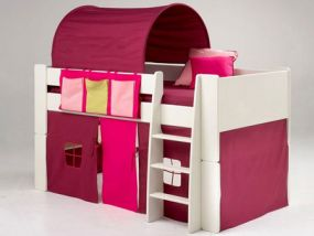Steens For Kids Pink Midsleeper Package