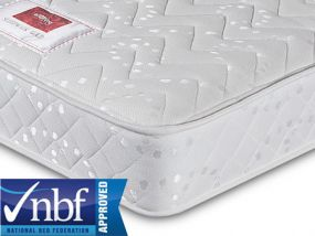 Sleepwalk Sprung Gold Double Mattress