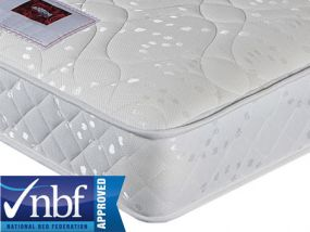 Sleepwalk Trizone Gold Double Mattress
