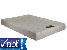 Aloe Vera Natural Single Mattress
