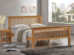 Harmony Buckingham King Size Bed