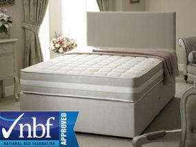 Wise Choice Wentworth 1000 Small Double Divan