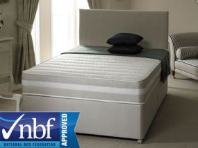 Buxton 1500 Single Divan