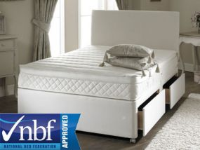 Larne 1000 Small Double Divan