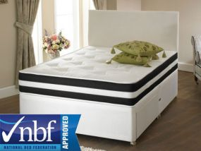Derby Small Double Divan