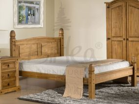 Corona Small Double Bed