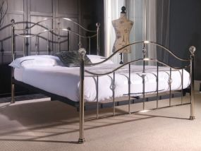 Cygnus King Size Bed