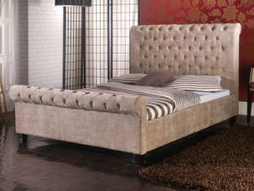 Orbit Mink Double Bed
