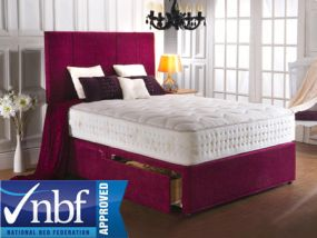 Bliss 1500 Double Divan