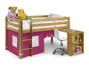 Wendy Pink Mid Sleeper Package