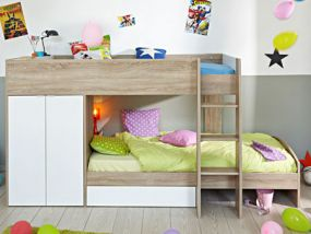 Parisot Stim Bunk Bed