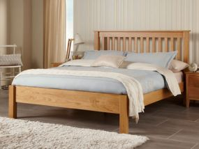 Serene Lincoln King Size Bed