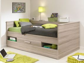 Gautier Montana Single Storage Bed