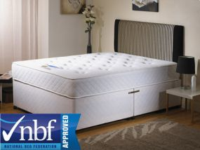 Healthcare Supreme Small Double Divan