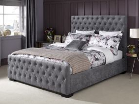 Lillian King Size Ottoman Bed