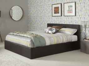 Tivoli Small Double Ottoman Bed