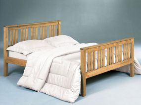 LPD Shaker Single Bed