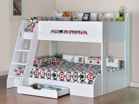 Flick Triple Bunk Bed