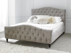 Phobos Super King Size Bed