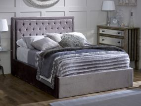 Rhea Ottoman Super King Size Bed