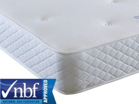 Gel Deluxe 1000 Small Double Mattress