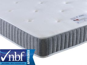 Gel Relax Open Coil Single Mattress
