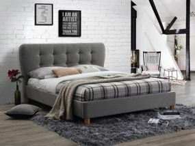 Stockholm Small Double Bed