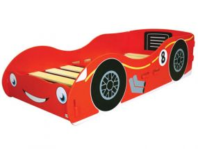 Kidsaw Racing Car Junior Bed