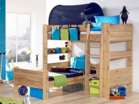 Steens For Kids Highsleeper 4