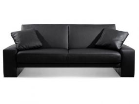 Supra Black Sofa Bed