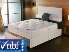 Ortho Master Super King Size Divan