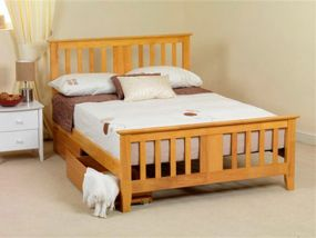 Sweet Dreams Kestrel Small Double Bed
