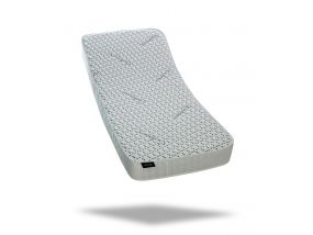 Jumpi latex pocket sprung single mattress