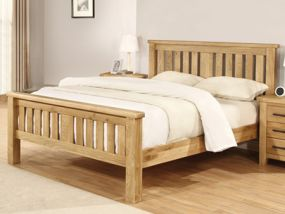 Lawrence Super King Size Bed