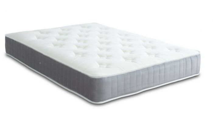 Grey Orthopaedic Small Single Mattress