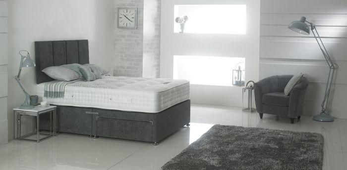 Stratus 1000 Luxury Small Single Divan