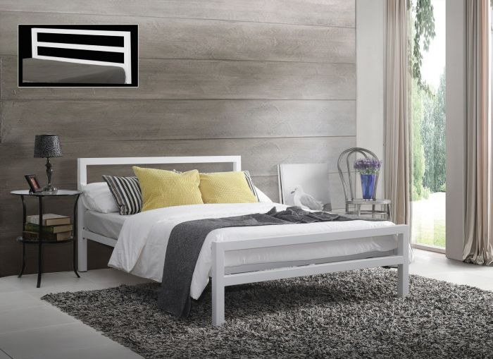 City Block Small Double Bed
