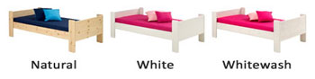 Steens Single Bed Frame